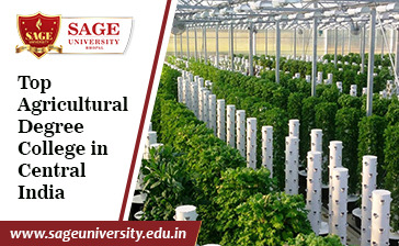 Top Agricultural Degree College in Central India