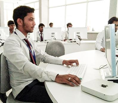 Computer Lab - Sage University Bhopal