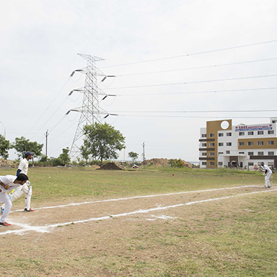Play Ground - Top University in MP