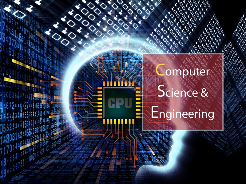Bachelor of Technology - Computer Science & Engineering
