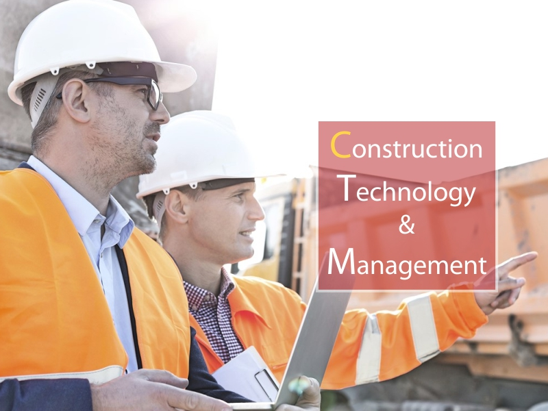 Master of Technology - Construction Technology & Management