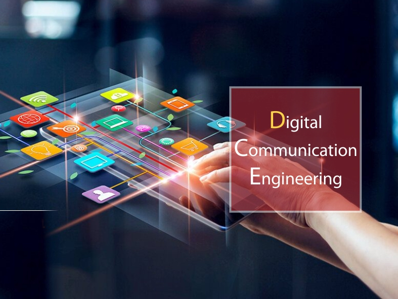 Master of Technology - Digital Communication Engineering
