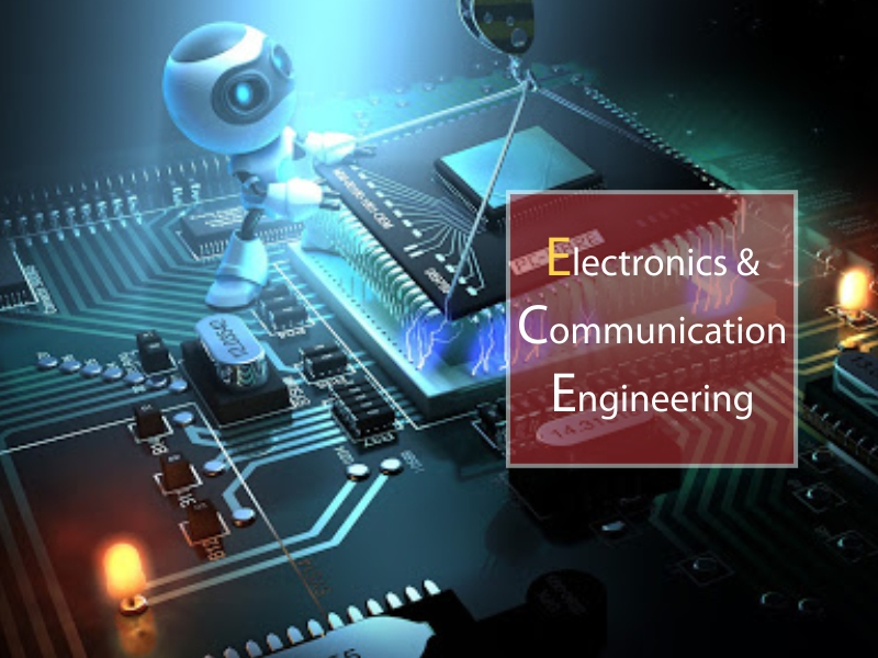 Bachelor of Technology - Electronics & Communication Engineering