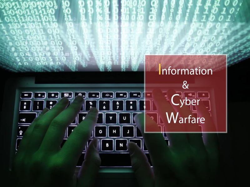 Master of Technology - Information & Cyber Warfare