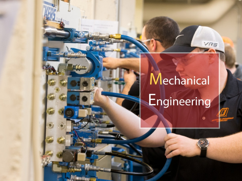Bachelor of Technology - Mechanical Engineering