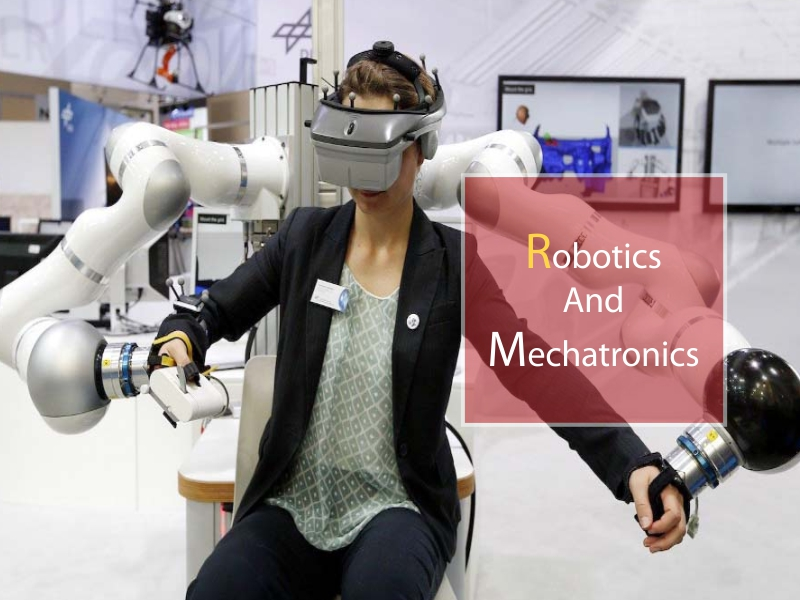 Master of Technology - Robotics and Mechatronics